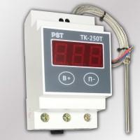 """Терморегулятор ТК-250Т с таймером, звуком и датчиком t° тип """"К"""" (+250°C, 60А)"""